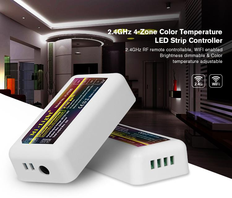 CCT Steuerung, Wifi Steuerung, RGBW Controller, Wifi Controller, Fut035,  Futlihgt,