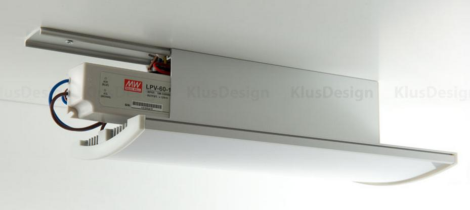 BOX, profile | stair-lighting.com, 00640 profile, BOX klus profile, BOX channel,