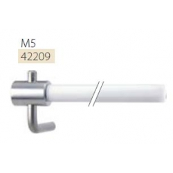 M5 rod in a heat shrinkable sleeve – for the construction of arms. Available length – 1000mm.