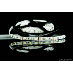 5m LED STRIP 5050 150 diod/5m waterproof - warm white