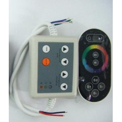 TRF8B RGB Controller (SJ) 144W / Touch remote control, radio with remote control and driver