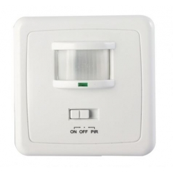 The motion sensor / twilight 140 °, 0-600 in JQ-20L OR-CR-205