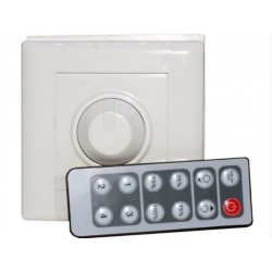 Dimmer for LED-REMOTE ON / OFF 96W, 12VDC 12 buttons