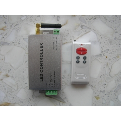 LED Controller with Remote Radio RGB 12V ~ 24V 24A (3 * 8A)