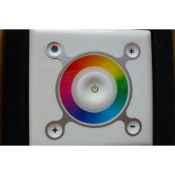 Touch RGB LED driver for installation 3x3A