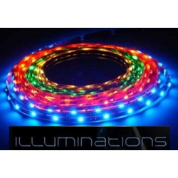 RGB LED Strip SMD5050/300 diod/5m  + controller