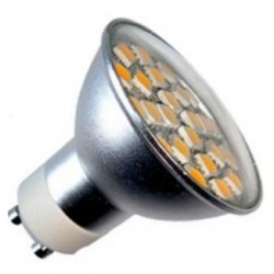 LED Bulb GU10 5W 350lm RENOMA - to work with dimmers SMD 5050