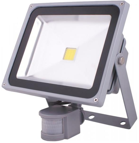 Led Floodlights Ecolux 30w Motion Sensor