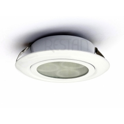 Fixture, housing LED P3000 - whitel  - choice of colors