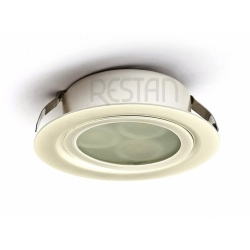 Fixture, housing LED P3000 - satin  - choice of colors