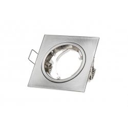 Halogen fixture, ceiling, staircase RES-024 has a square cast